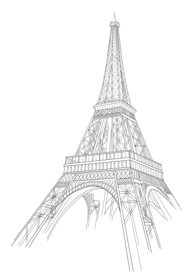 Tour EiffelB
